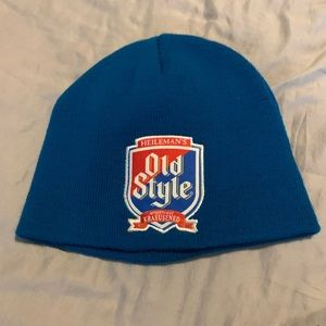 Old Style Cubs Beanie Hat